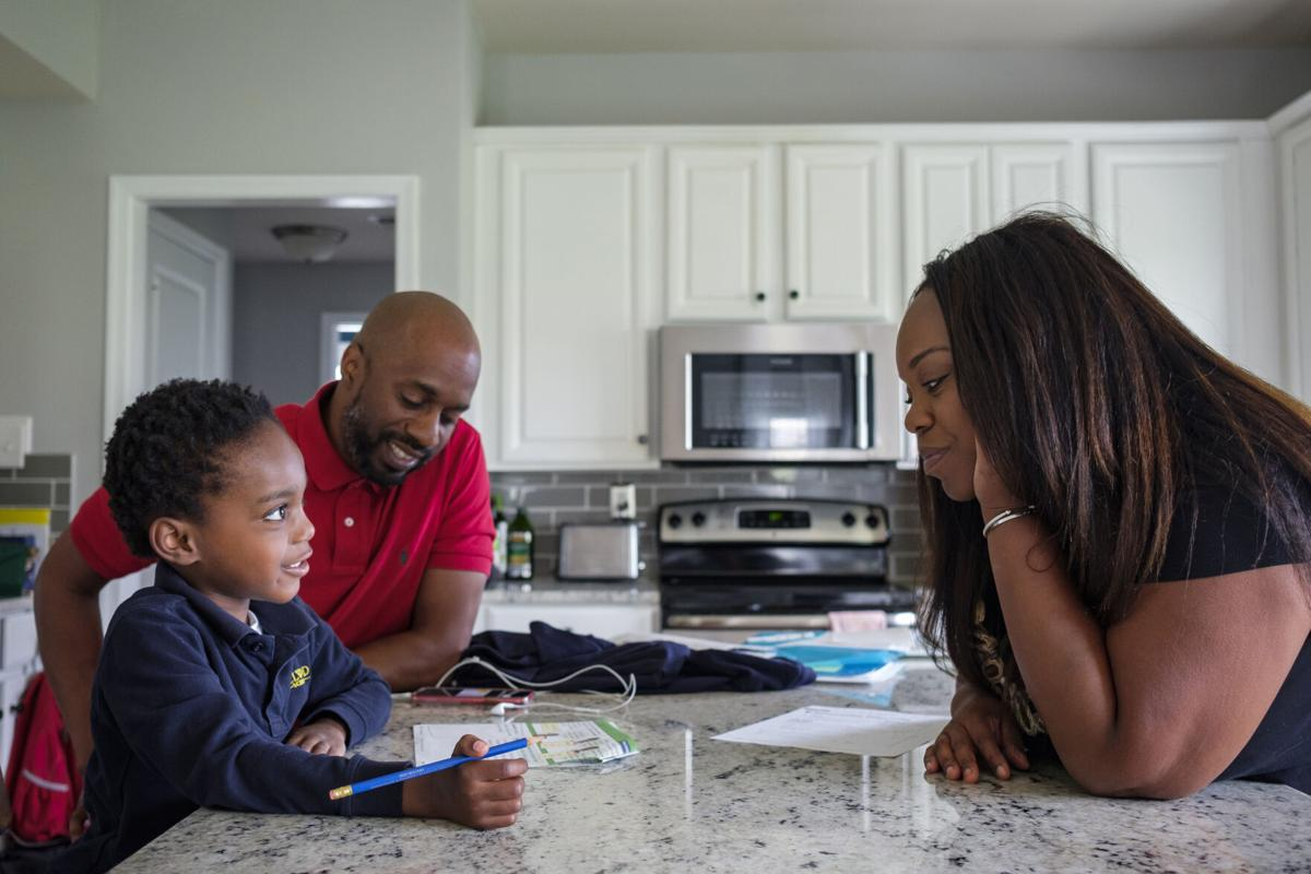 The pandemic gave parents the chance to work from home. Now they don't want to give it up.