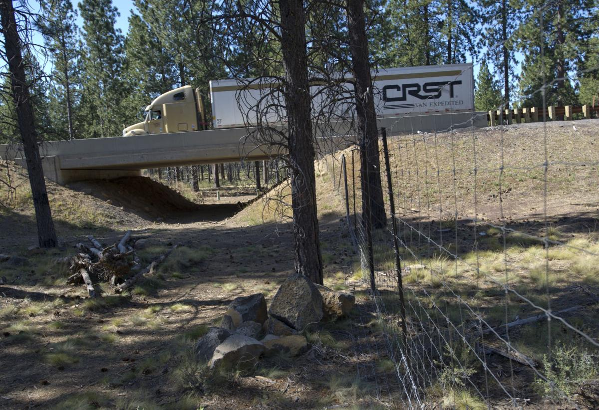 Another wildlife crossing planned for U.S. Highway 97
