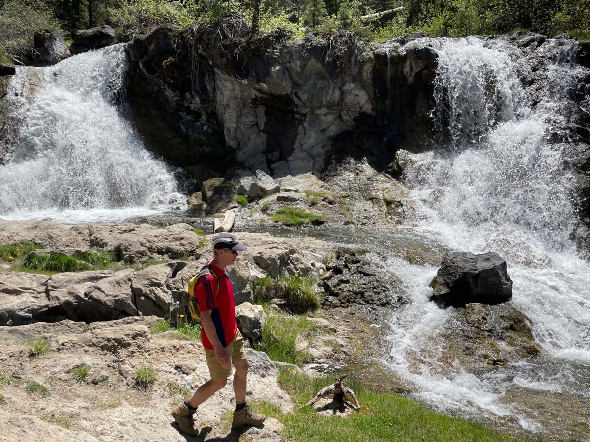 Paulina Creek