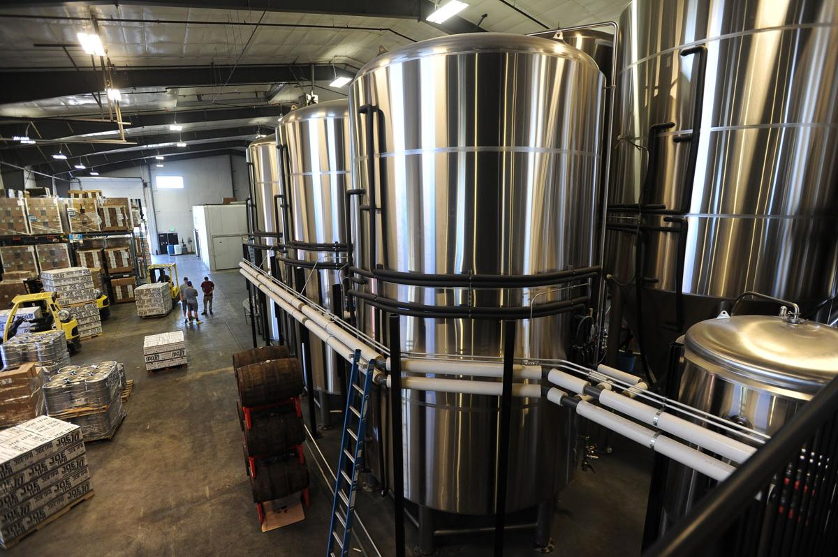 Anheuser-Busch to start distillery in Bend