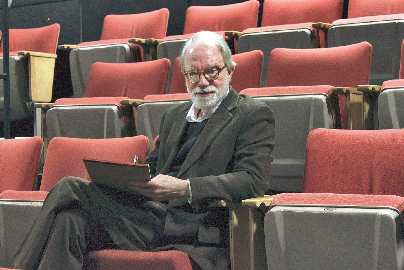 Eric Peterson leaves Oldcastle Theatre