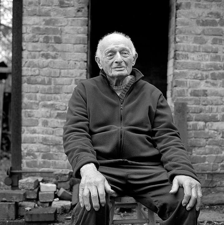 Stanley Rosen Portrait by Peter Crabtree.jpg