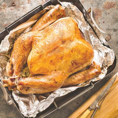 Yes, you can cook a picture-perfect turkey