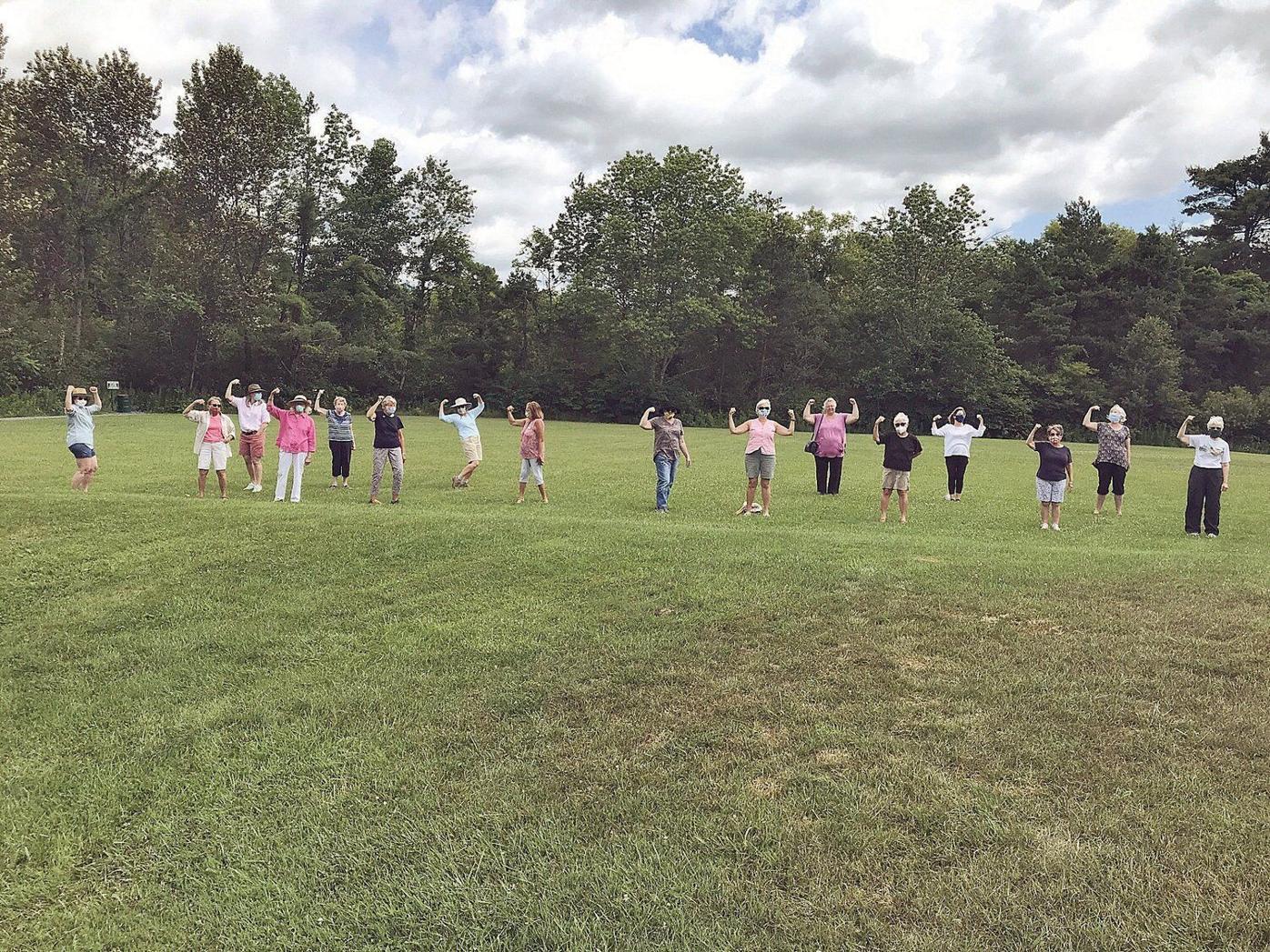 Arlington Garden Club adapts to COVID realities