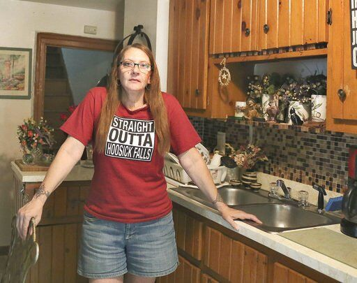 Advocate driven by PFOA's effects on Hoosick Falls area, and its residents