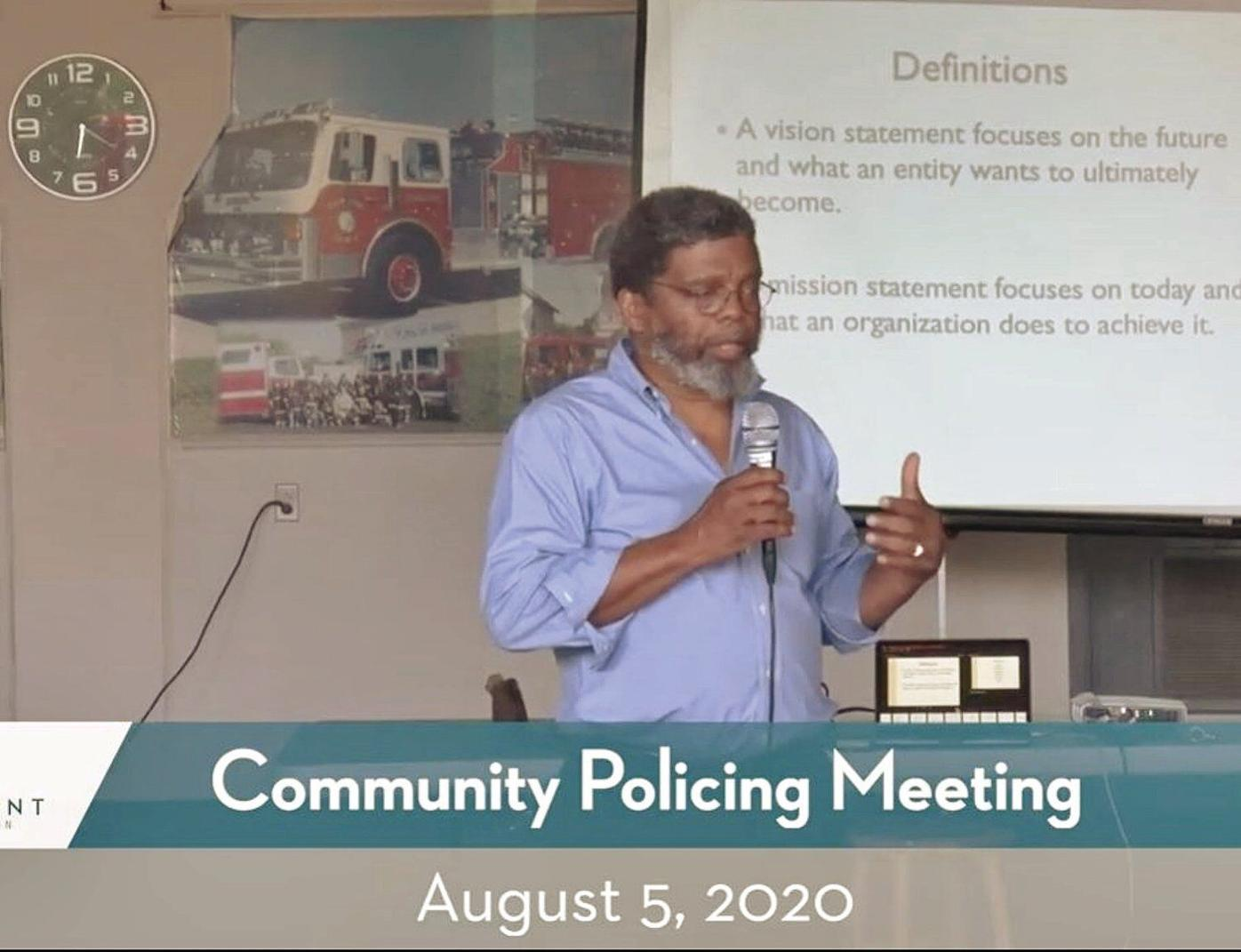 Task forces are next step in police policy reform