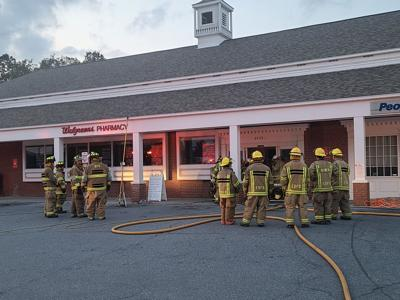 Walgreens Fire