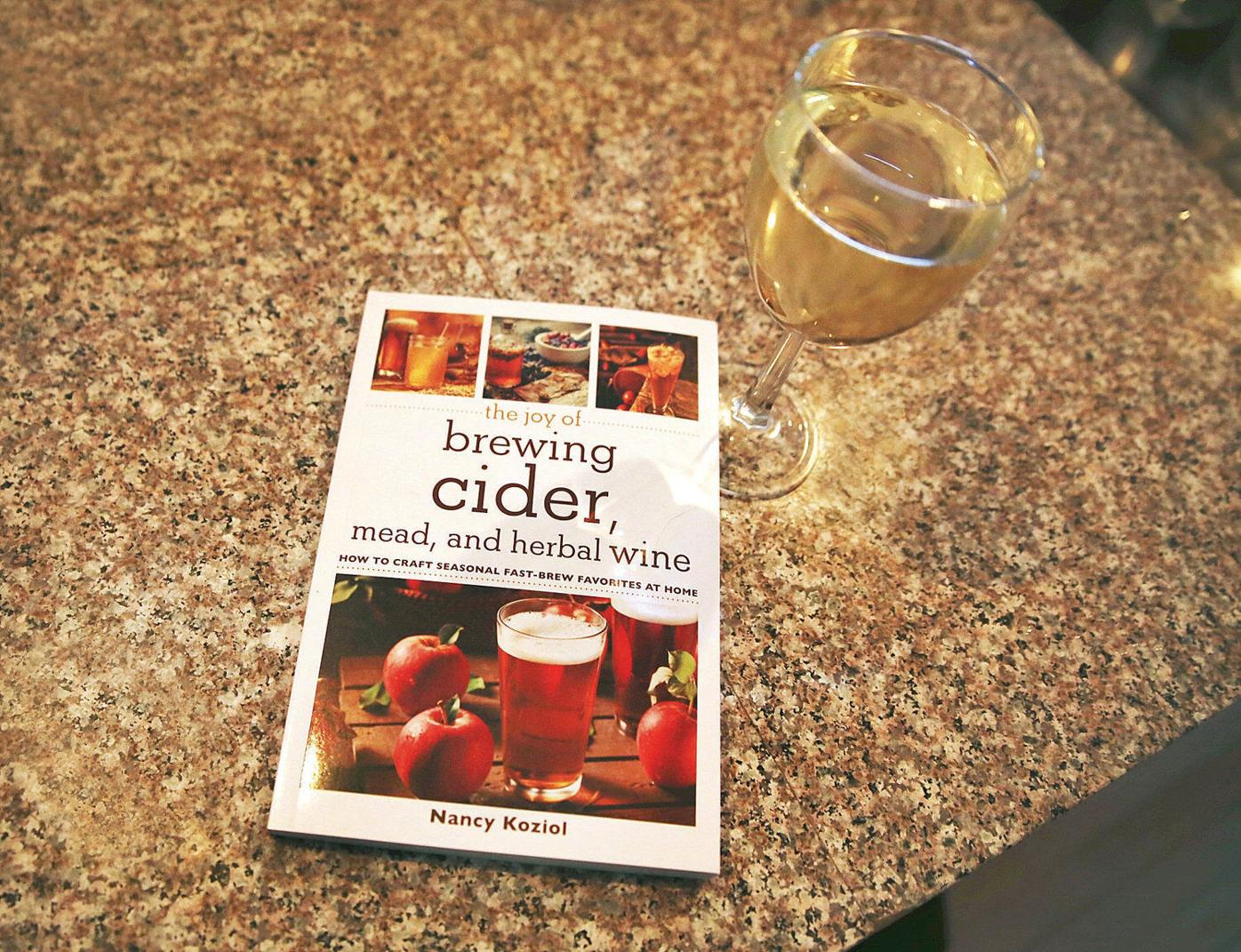 Local wine enthusiast publishes first book