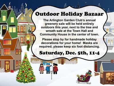 arlington holiday bazaar