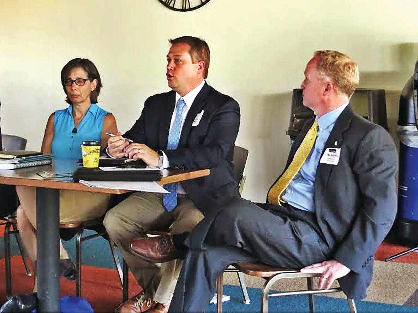 Southern Vermont summit focuses on development