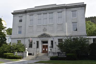 Vermont Supreme Court building (2020)