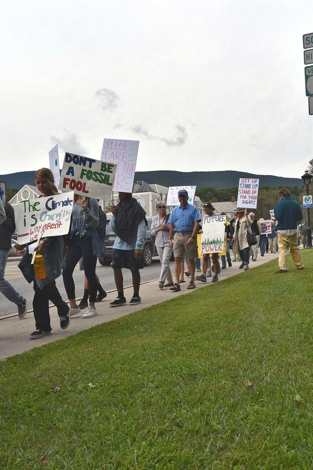 Bennington County climate advocates looking to act