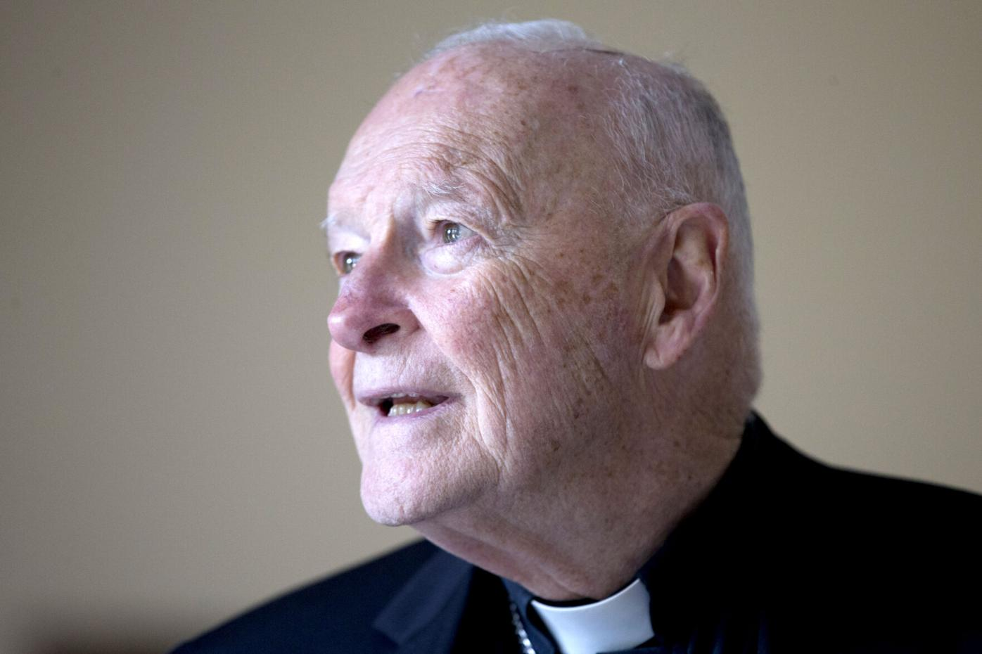 Vatican McCarrick Francis' Blind Spot