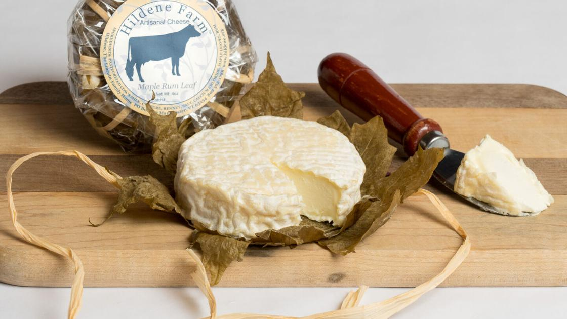 Hildene hosts a cheese tasting