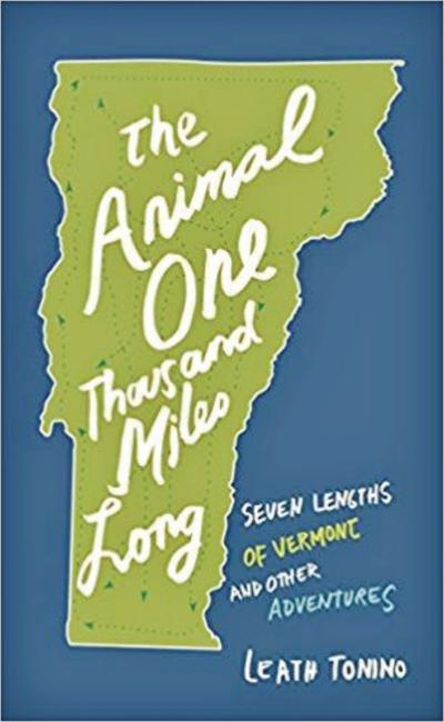 Michael Epstein | BookMarks: Vermont, from end to end