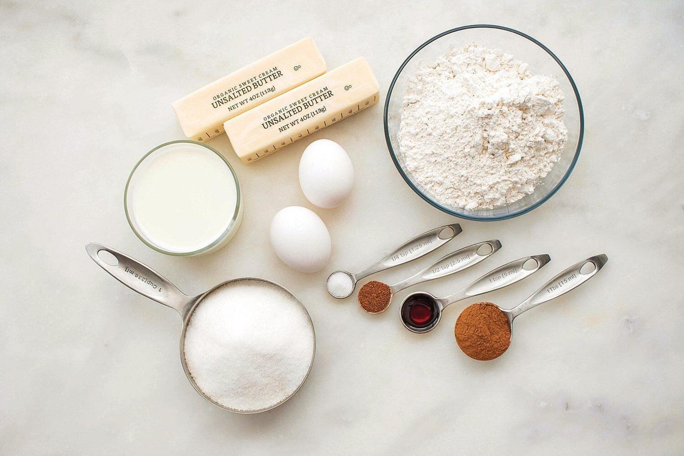 Out of eggs, butter or chocolate? You can still bake