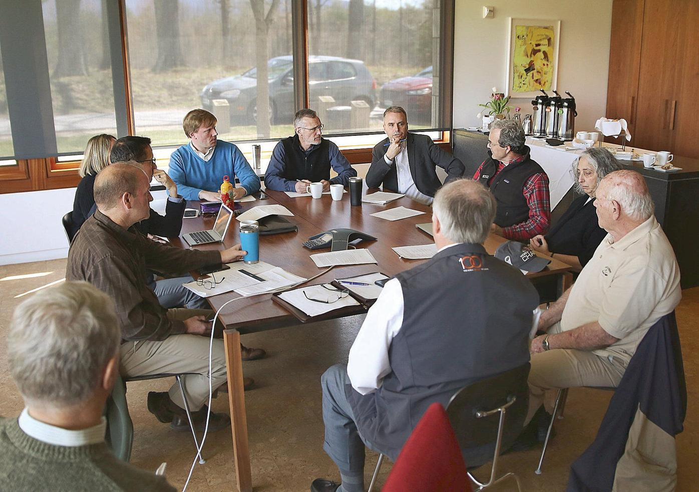 Officials meeting in response to SVC closure