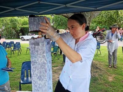 Monumental celebration: Battle Monument marks 125th anniversary