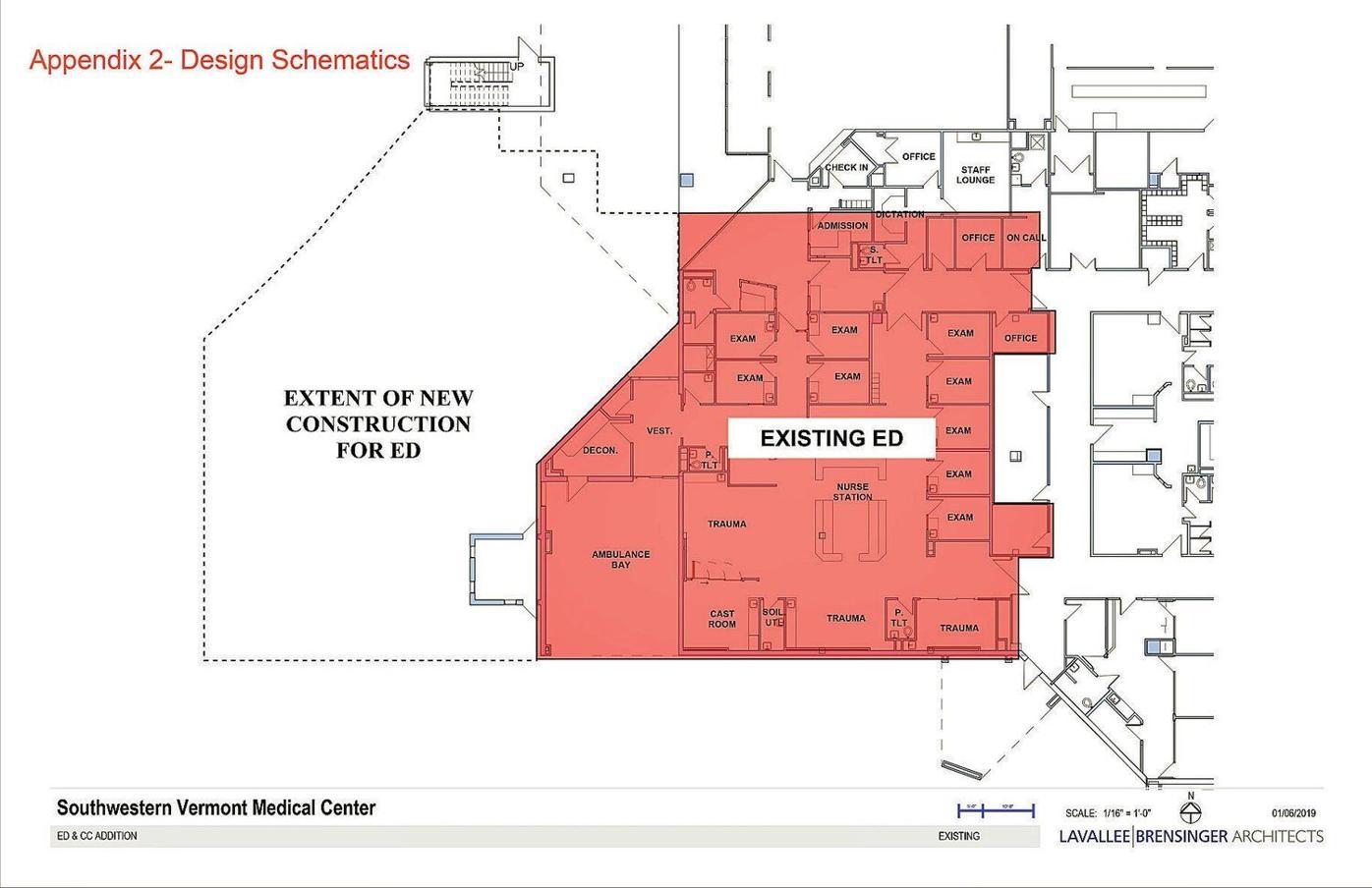 Medical center plans $25.8M expansion