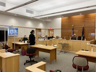 Pickard motion hearing on Oct. 15, 2020