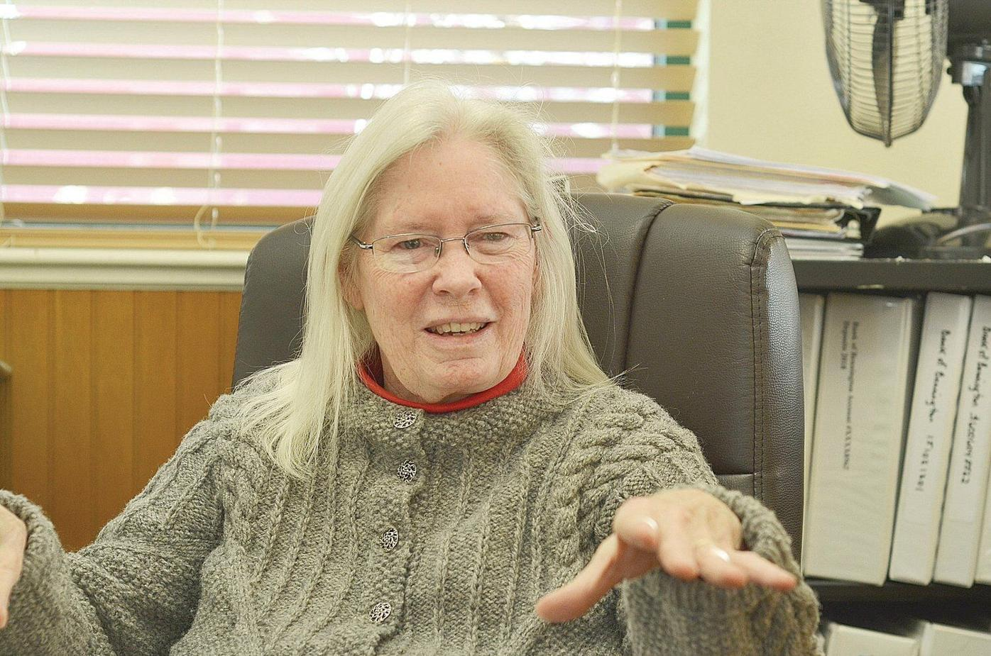 Sue Andrews sets sights on post-GBICS goals
