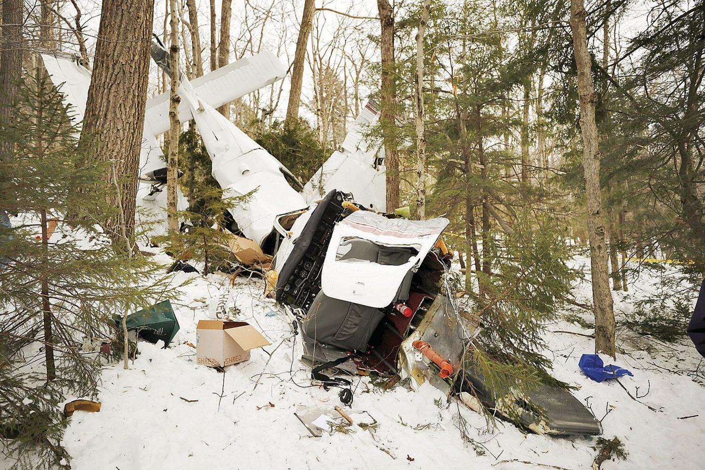 Plane Crash In Town Of Florida Made For A Harrowing Evening Archives Benningtonbanner Com