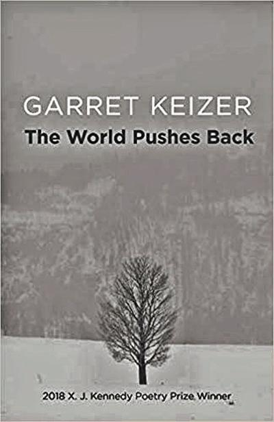 Keizer's poetry a collection of 'aha' moments