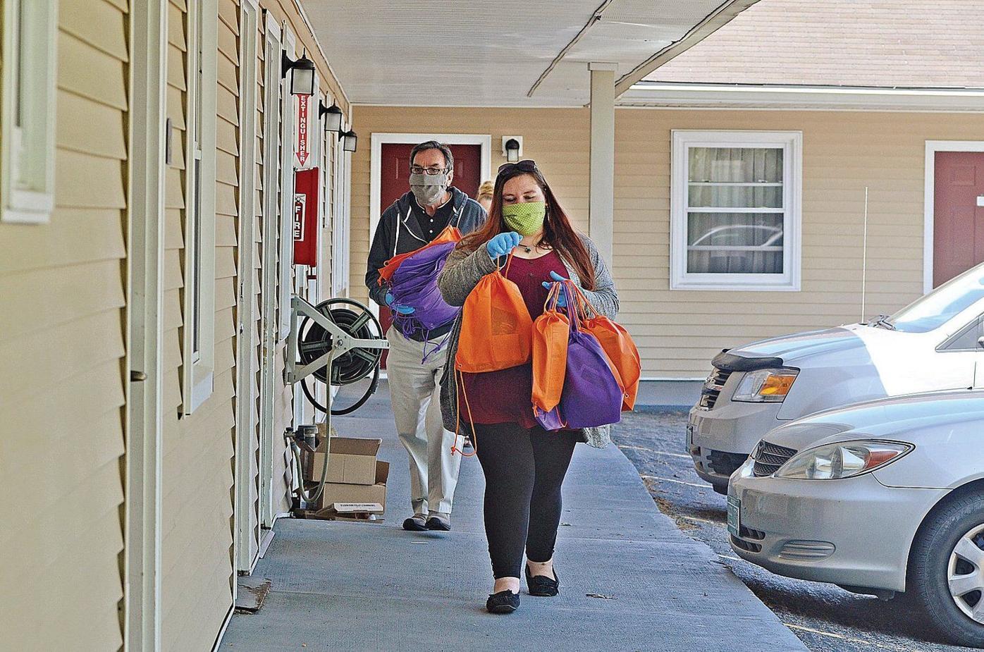 Going door-to-door to save lives (copy)