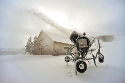 Mount Snow's parent company gets the snowguns
