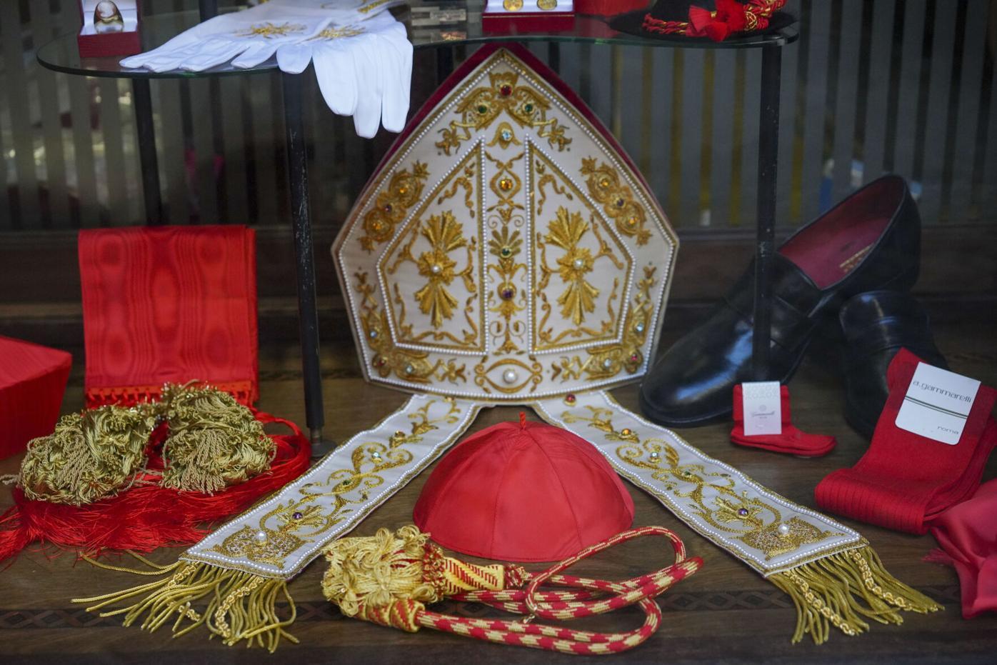 Vatican New Cardinals