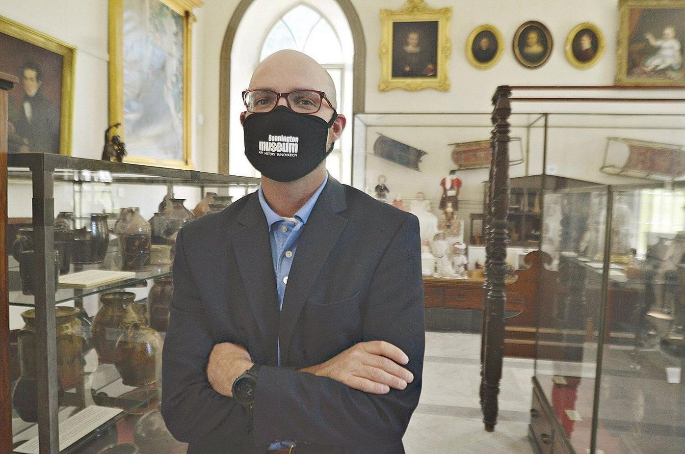 Bennington Museum prepares for reopening