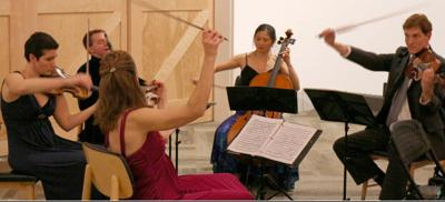 taconic chamber players