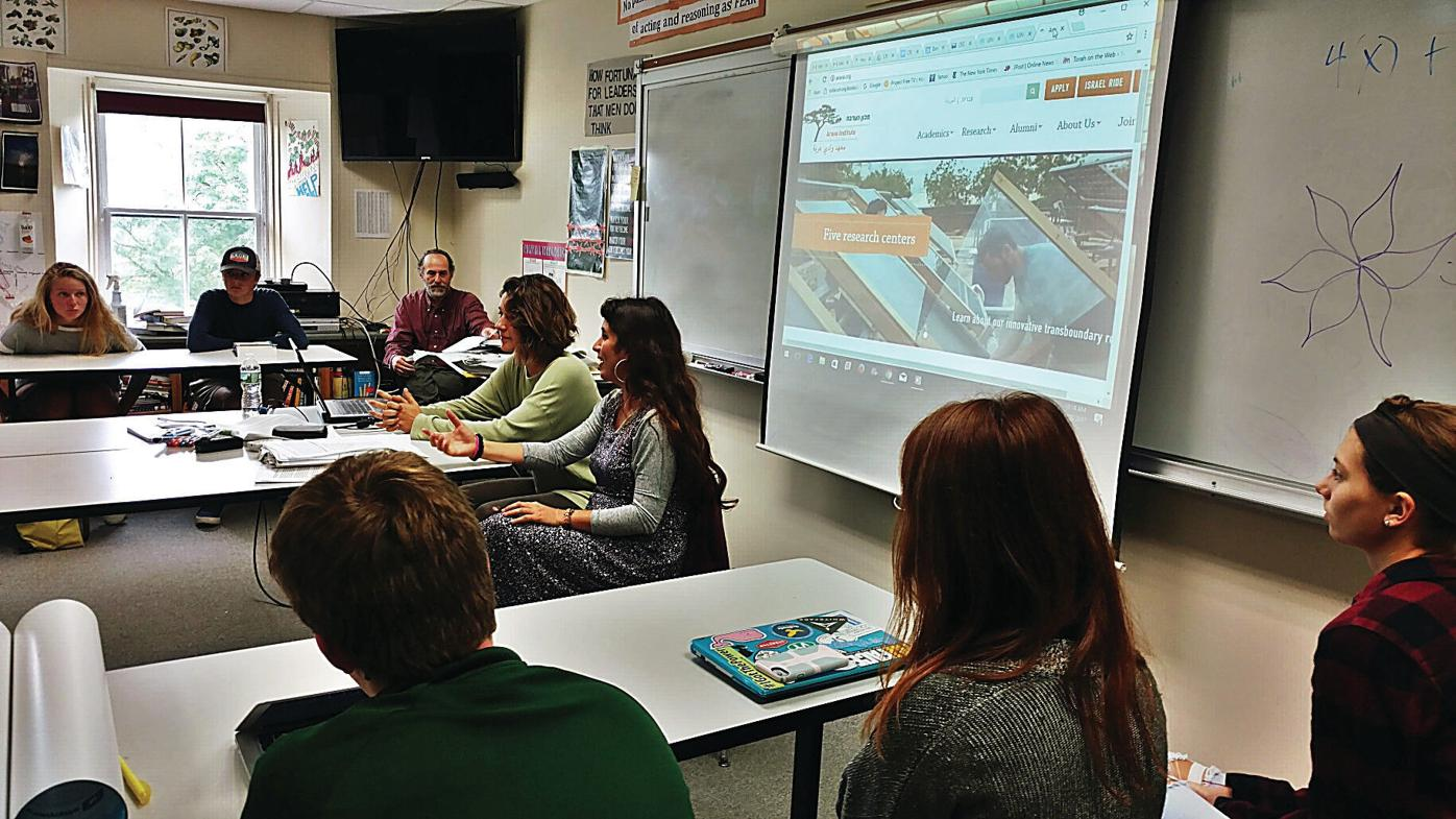 Bennington College Conflict Resolution class begins at BBA