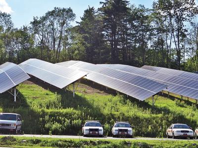 Solar developer questions town energy plan