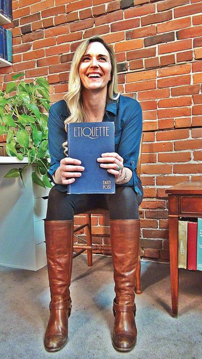 Marijuana etiquette tips from author Emily Post's great-great granddaughter