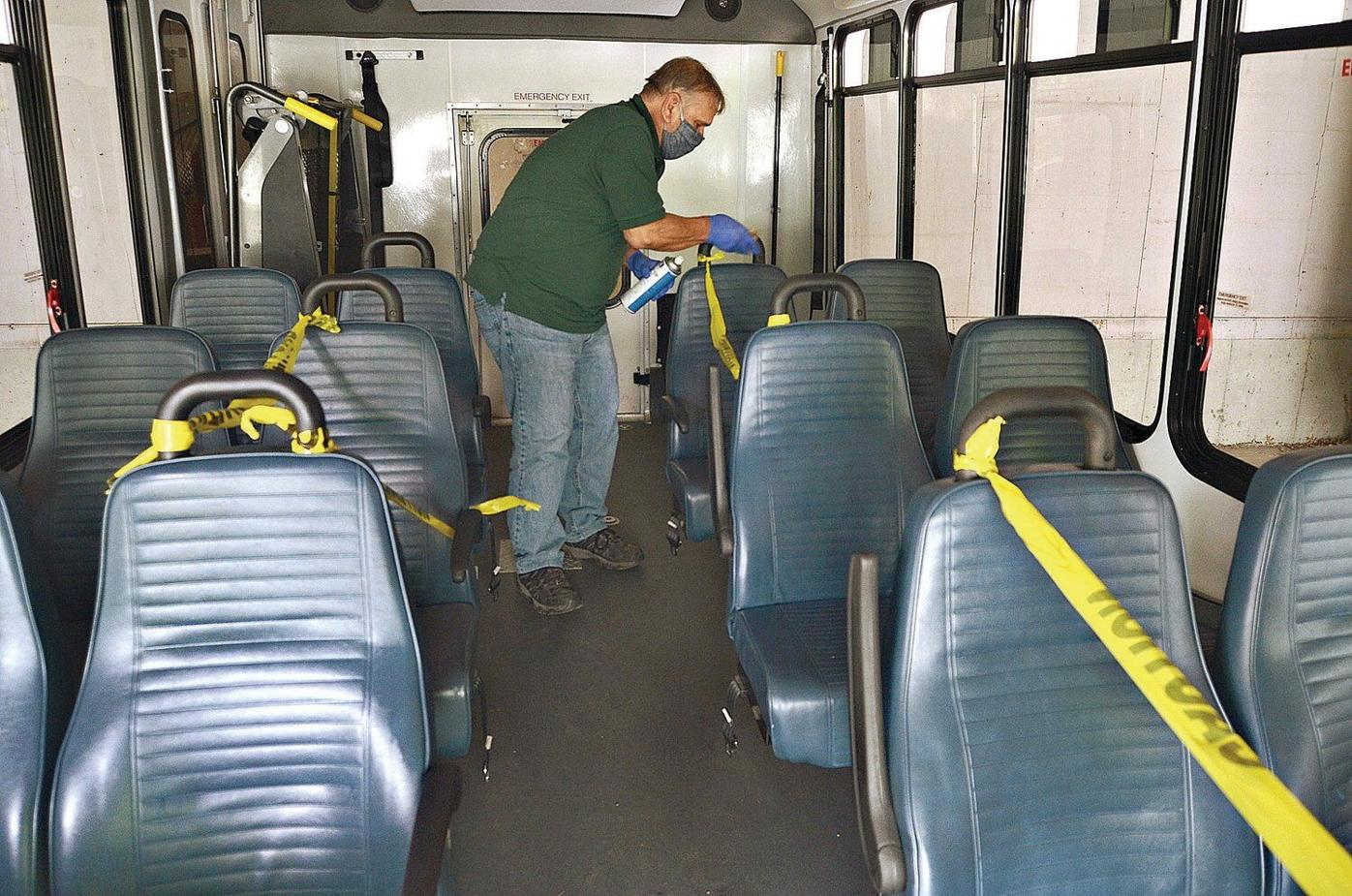 Keeping the buses rolling