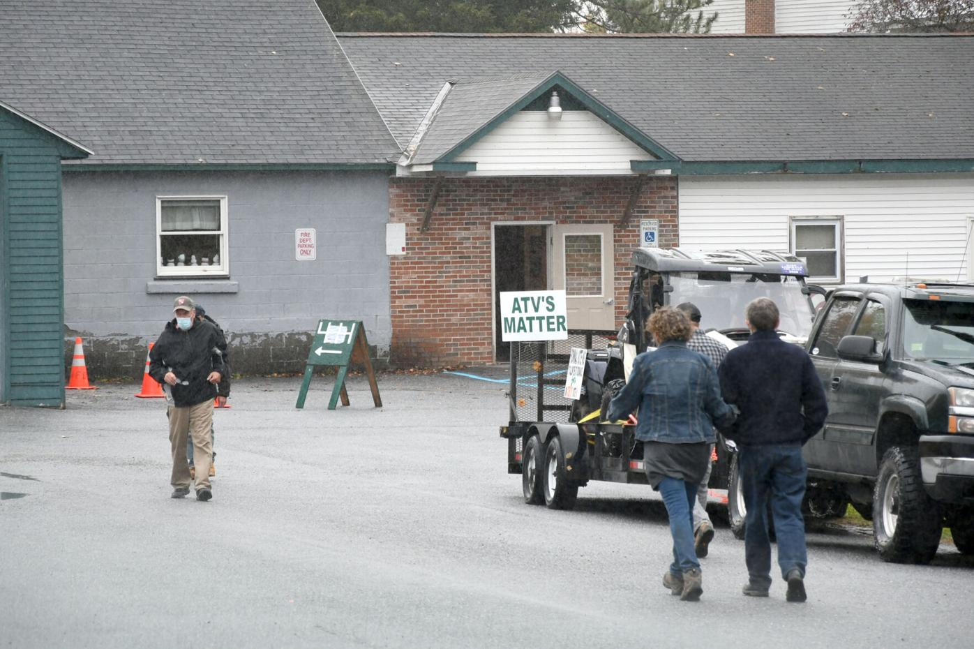 Pownal votes on ATV ordinance