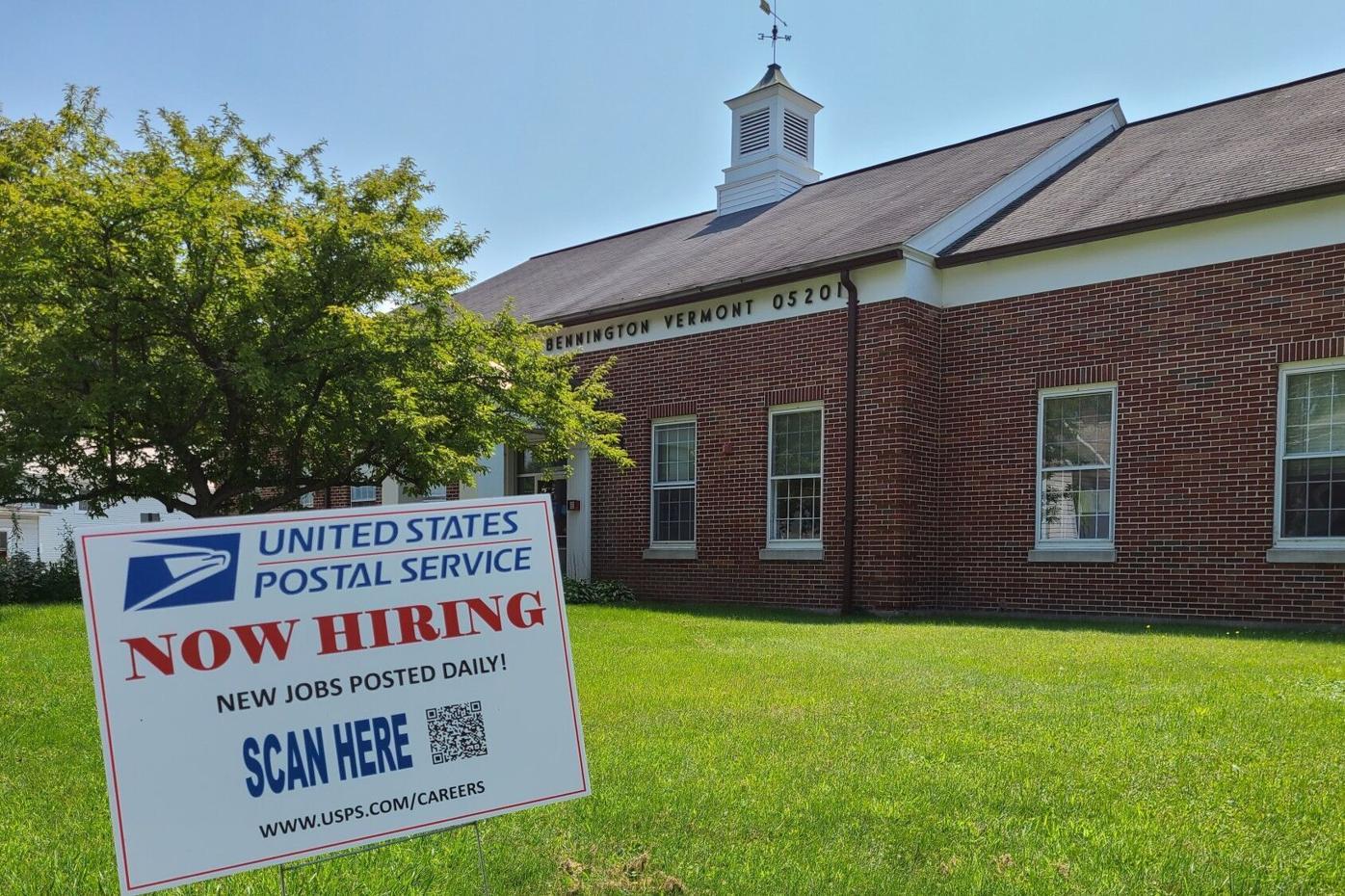 Bennington Post Office
