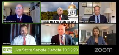 State Senate debate