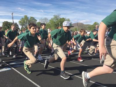 Students raise over $14K for Sacred Heart