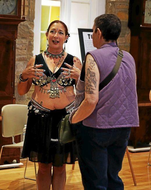 Bennington Museum puts body art on display