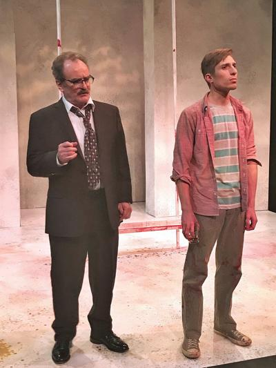 Review: Oldcastle sees `Red' - so should you