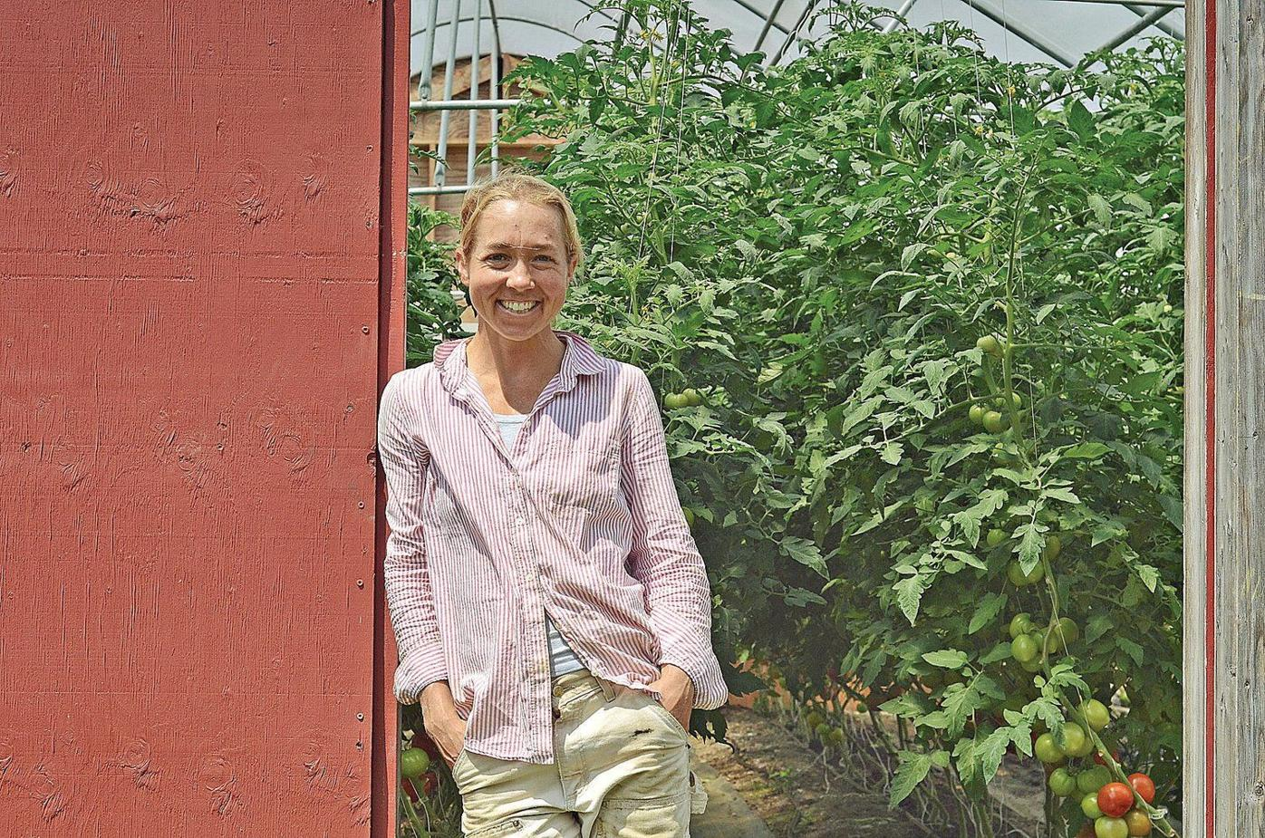 Why Organic A Conversation With Lisa Macdougall Of The Mighty Food Farm Archives Benningtonbanner Com