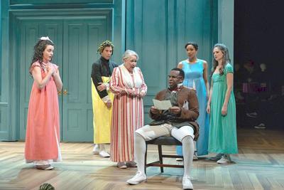 'Pride and Prejudice' a hit at Dorset Theatre Festival