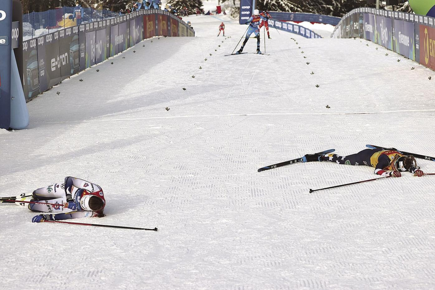 Italy Cross Country Skiing World Cup