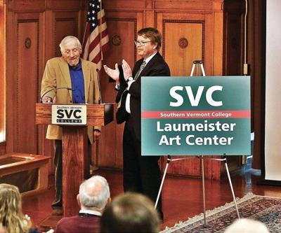 Arts center founder wants to annul gift to SVC