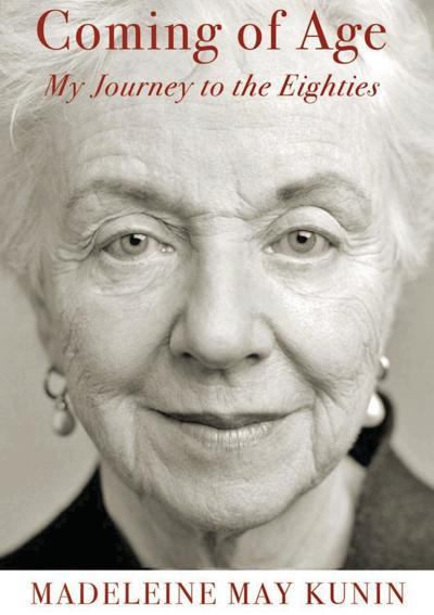 Michael Epstein | BookMarks: Madelaine May Kunin: Wise words about aging