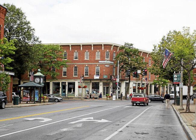 Bennington investors to purchase, revitalize downtown Greenberg Block