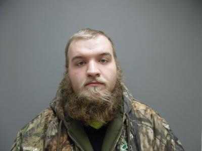 Gage Capen booking photo