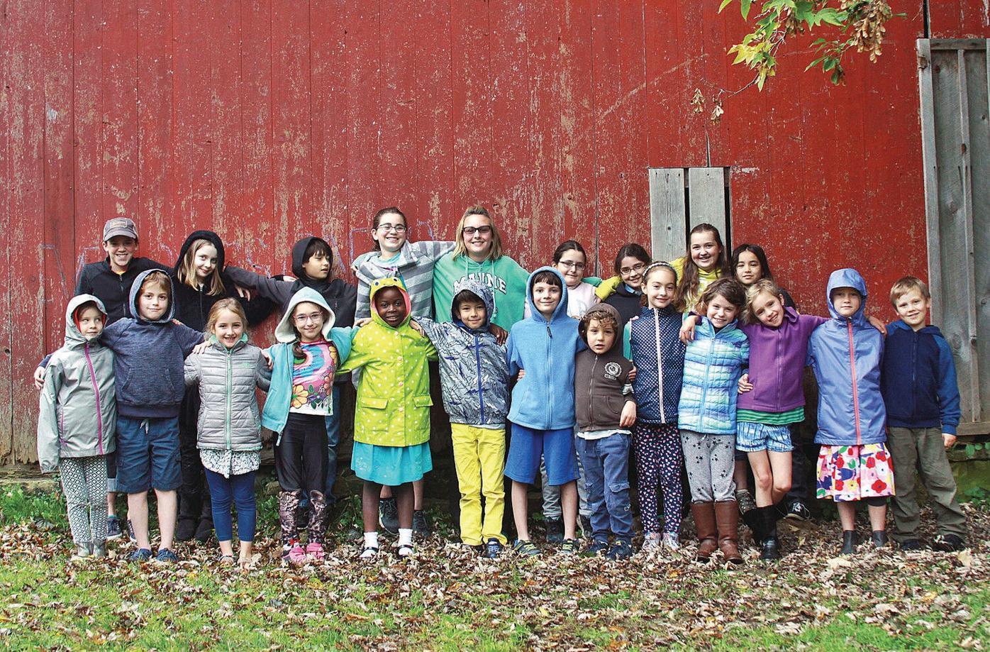 School gets grant to restore historic barn